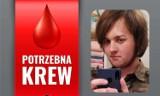 Potrzebna pomoc dla Artura, dawcy krwi z Przedborza!