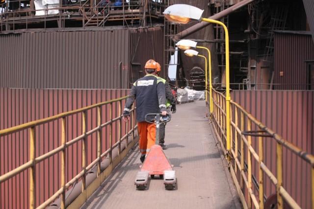 ArcelorMittal Poland w Dąbrowie Górniczej