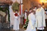 Głogówek. Biskup Andrzej Czaja wyświęcił na księdza diakona Dariusza Karbowskiego