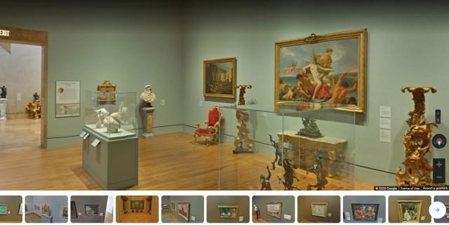 Muzeum J. Paula Getty'ego zlokalizowane jest w dwóch miejscach: w górach Santa Monica, jako Getty Center oraz w Malibu, jako Getty Villa. Muzeum zostało ufundowane przez magnata naftowego J. Paula Getty'ego w 1974 r.  Obejrzeć tam można wystawy klasycznej rzeźby i sztuki (starożytne: Grecja, Rzym, Etruria), malarstwo europejskich mistrzów, rzeźby, manuskrypty, fotografia itd.  ZWIEDZAJ WIRTUALNIE - KLIKNIJ TUTAJ!  Zobacz więcej na kolejnym slajdzie --->