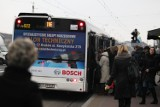 Kraków: chcą lepszego dojazdu na Kliny [FOTOSTORY]