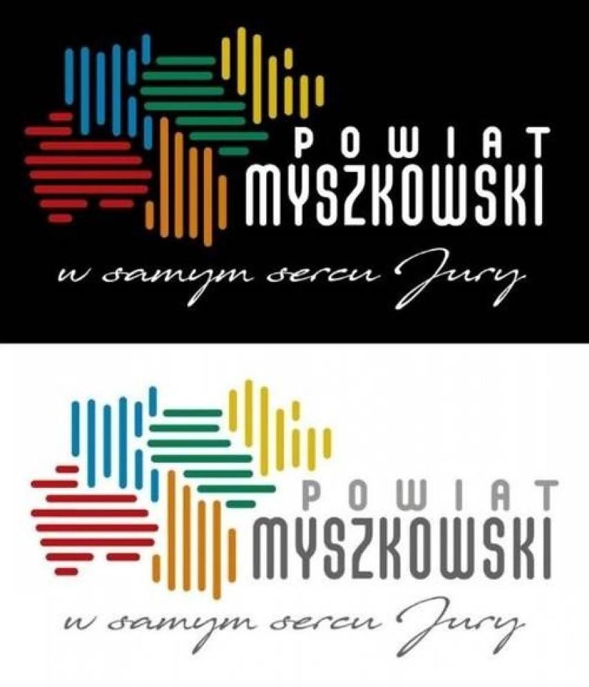 Rozstrzygnięto konkurs na projekt logo powiatu myszkowskiego Zobaczcie jakie jest logo powiatu