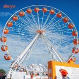 Allegro i Pol'and'Rock Festival dalej grają razem. Najpiękniejszy Festiwal Świata obejrzysz z lotu ptaka!