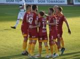 Chojniczanka Chojnice wysoko pokonała GKS Bełchatów. Zdjęcia