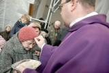 Środa Popielcowa w oleśnickich parafiach. Rozpoczyna się Wielki Post
