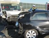 Tragiczny wypadek na A1. Zatrzymał swoje auto na pasie awaryjnym, aby udzielić pomocy. Wtedy doszło do tragedii