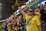 Kibice Stali duży doping dali. Żółto-niebiescy wygrali derby!
