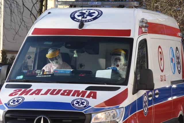 W województwie kujawsko-pomorskim łącznie są 93 ambulanse ratunkowe