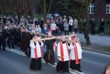 Droga Krzyżowa na ulicach Piły. Tak było cztery lata temu