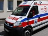 Wypadek w Szombierkach. Dziecko trafiło do szpitala