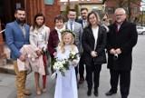 I Komunia Święta w parafii pw. św. Kazimierza w Kartuzach - grupa II (9.05.2021)