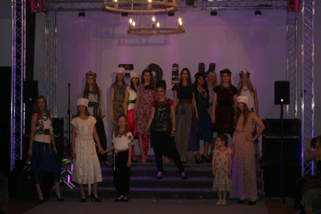 Villa moda - pokaz mody ukraińskiej projektantki Switłana Krachillo