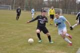 MKP Szczecinek zaczął piłkarską wiosnę na własnym stadionie. Na początek Polonia Płoty [zdjęcia]