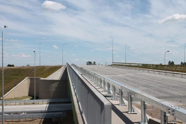 Droga ekspresowa S5 z Kaczkowa do Korzeńska została otwarta.