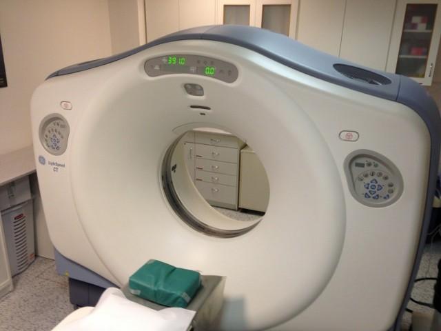 Tomograf trafi do Centrum Diagnostyki Obrazowej w przyziemiu szpitala w Bochni. To kolejne urządzenie po rezonansie i nowym aparacie do RTG, które umożliwi dokładną diagnostykę obrazową