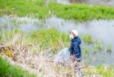 Sieraków: Akcja sprzątania brzegów rzeki Warty [ZDJĘCIA]