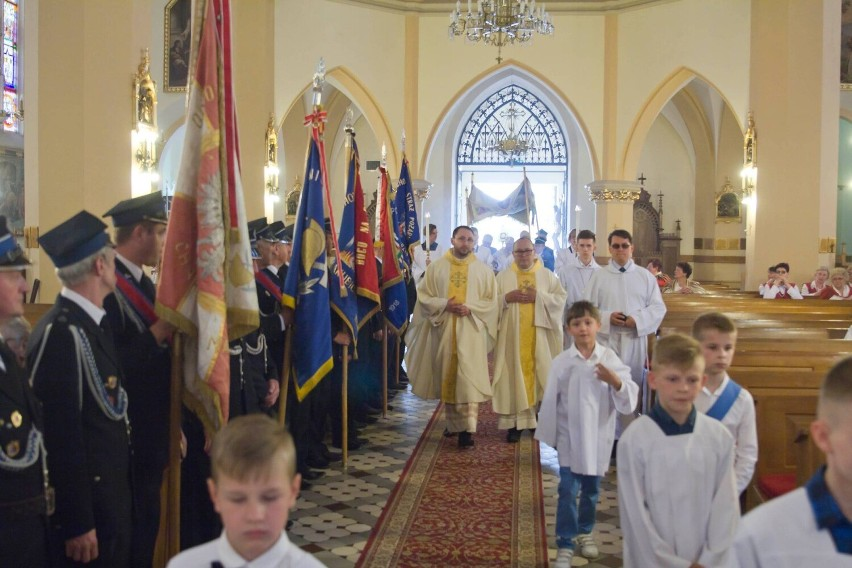 Procesja Bożego Ciała w Sanktuarium Matki Bożej Księżnej...