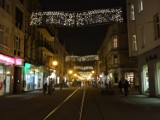 Święta w Chorzowie. Świąteczne iluminacje ozdobiły miasto [ZDJĘCIA]