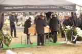 Pogrzeb Grażyny Kuliszewskiej w Borzęcinie. Tłumy pożegnały zaginioną w nocy z 3 na 4 stycznia kobietę [ZDJĘCIA]
