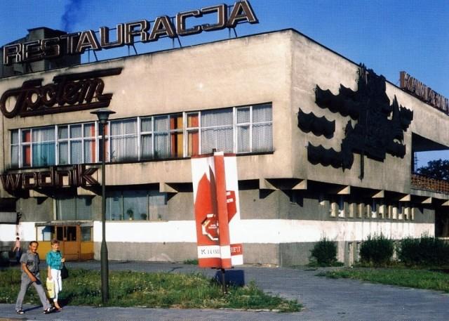 Znana wszystkim restauracja w Krośnie Odrzańskim. 1989 rok!