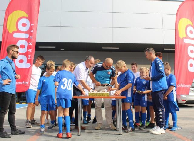 Młodzi piłkarze z Goliny mają nowego sponsora