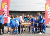 Polonia Golina z nowym sponsorem. Polomarket wesprze młodych piłkarzy z miasta pod Koninem