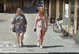 W co ubierają się ostrowianie? Zobacz zdjęcia zrobione przez Google Street View