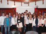 Podsumowano Pracę Młodzieżowej Rady Miejskiej przez ostatni rok szkolny 2011/2012