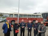 Legendarny autobus ogórek z zajezdni przy ul. Grabiszyńskiej przejdzie remont [ZDJĘCIA]
