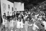 Tak dawniej wyglądał amfiteatr w Krośnie Odrzańskim. To było centrum wydarzeń artystycznych w mieście. Zobaczcie na starych zdjęciach!