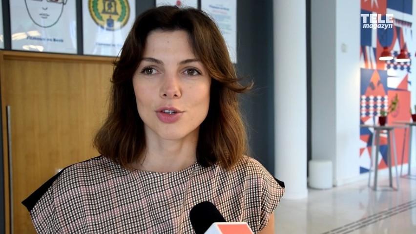 Festiwal Filmowy w Gdyni. Karolina Gorczyca: W tym roku poziom filmów jest bardzo wysoki [WIDEO]