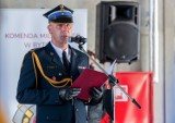 Straż pożarna w Bytomiu ma nowego komendanta. Został nim Marek Trefon ZDJĘCIA