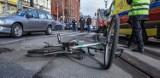 Na polskich drogach przybywa rowerzystów. Jak jest z liczbą wypadków?