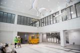 Jak wygląda powstające Wielkopolskie Centrum Zdrowia Dziecka? Byliśmy w środku! Zobacz zdjęcia z najnowszego szpitala dziecięcego