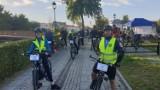 """Rajd rowerowy po gminie Gubin po raz drugi. Prawie 100 osób wzięło udział w wydarzeniu organizowany przez Gubiński Klub Rowerowy """"Bidon"""""""