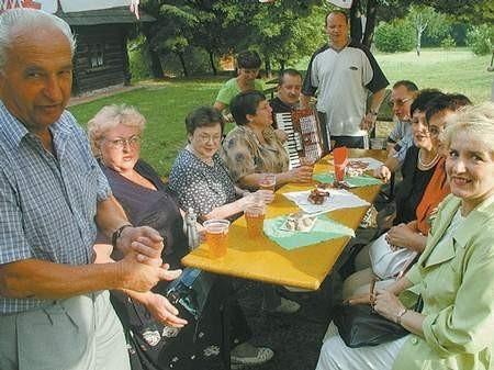 Założeniem imprezy była pomoc dzieciom. Foto: MAGDALENA CHAŁUPKA