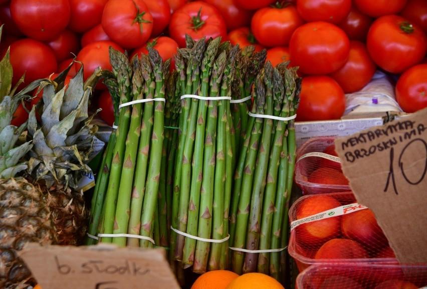Jak co czwartek sprawdziliśmy dla was aktualne ceny warzyw i...