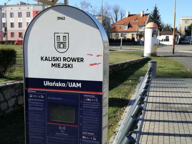 Rower miejski w Kaliszu. 1 kwietnia ma ruszyć kolejny sezon