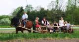 Wyruszyli w podróż szlakiem poleskiej tradycji. Zobacz zdjęcia