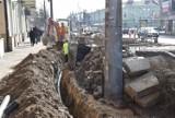 Budowa nowej linii tramwajowej w centrum Częstochowy. Od wtorku prawdopodobnie zostanie zamknięta alej NMP