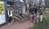 Chodzieskie rowery miejskie powróciły na ulice miasta. To już czwarty sezon Chromka