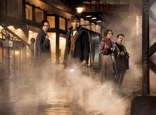 Harry Potter: finałowy zwiastun filmu pobocznego