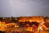 Pogoda 2 lipca. Burze z gradem w Opolu i województwie opolskim