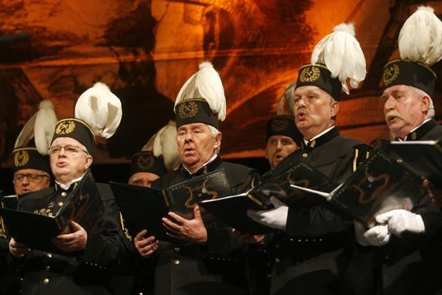 Górniczy Chór Męski przy ZG Lubin zaprasza na barbórkowy koncert
