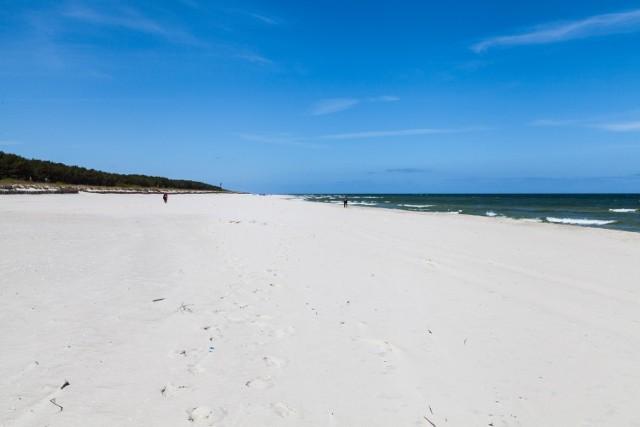 Urlop możemy spędzić na plażach nad Bałtykiem