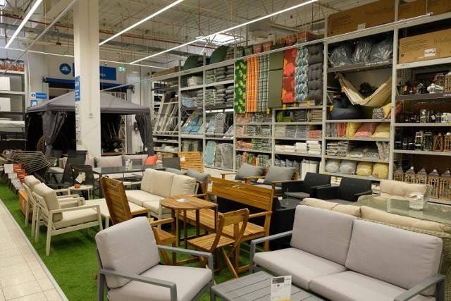 Tak wygląda Castorama w środku. Otwarcie sklepu - 22 września o 7.00.