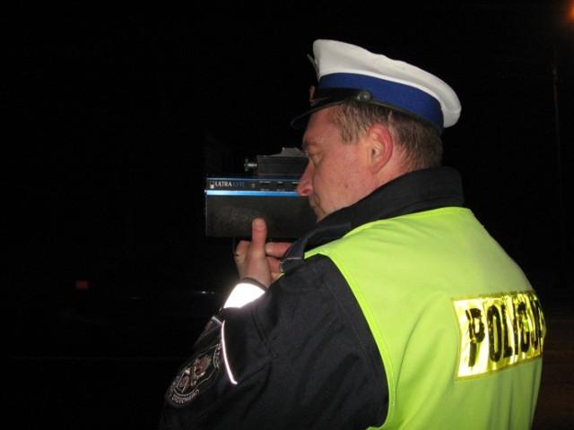 Kalisz: W jeden dzień dziesięciu piratów drogowych straciło prawo jazdy