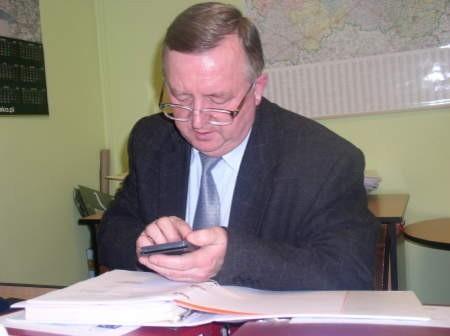 Oczyszczalnia w Przyborzycach ma być zmodernizowana i rozbudowana  do 30 listopada 2007 roku - mówi Zygmunt Wacławczyk.