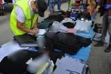 Strażnicy z Kłodzka znaleźli podrabianą odzież wartą 170 tysięcy złotych