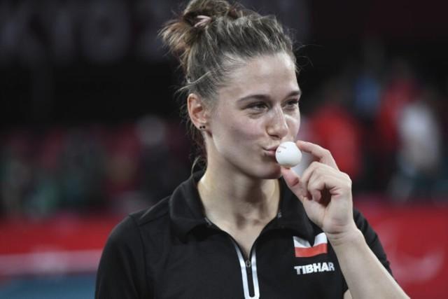 Natalia Partyka biologicznie i psychicznie jest młoda. Za 3 lata w PARYŻU powinna wystąpić w dwóch turniejach, podobnie jak w Tokio.